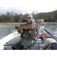Fly fish Tasmania